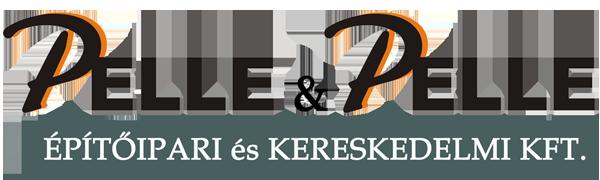 Pelle és Pelle építőipari és kereskedelmi kft.honlapja